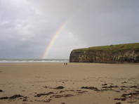 ballybunion rainbow